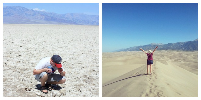 Death Valley & Great Sand Dunes