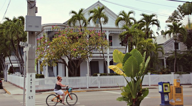 Key West, Eaton Street