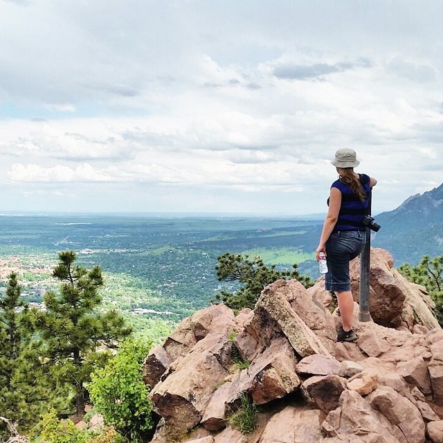 Mount Sanitas, Boulder, Colorado