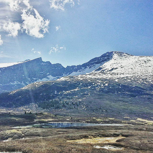 Mount Bierstadt, Colorado