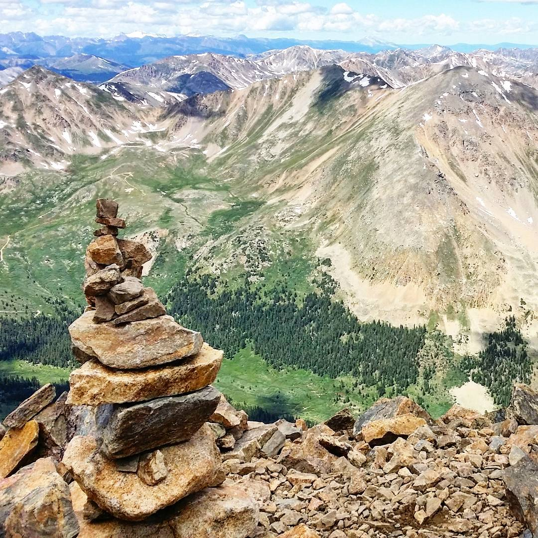 Mount Elbert, Colorado