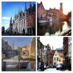 Kaupunkiloma Belgiassa