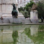 Madrid: vanhoja ystäviä uudessa kaupungissa