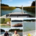 Helsingin kesä: saaristoa, yläilmoja ja hyvää teetä