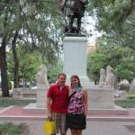 Hyvän ja pahan puutarhakaupunki Savannah