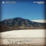 Boulder, Colorado: vuoria, luontoa, kävelykeskustaa ja hippejä