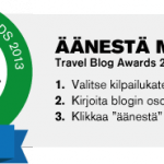 Supersaver Travel Blog Awards