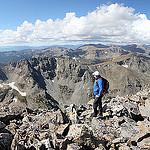 5 syytä miksi vuorikiipeilijät suosivat aamuja (Mt Audubon, 4030m)