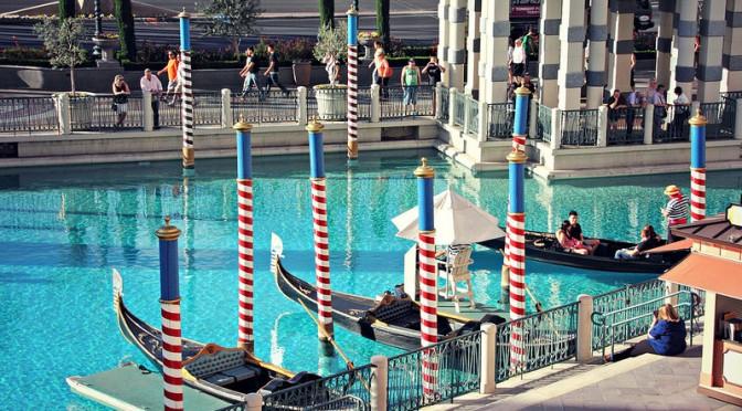 Ansoja Las Vegasin hotellihuoneissa