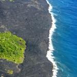 Helikopterilla Havaijin laavakentillä