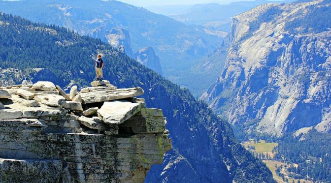 Yosemite Half Dome: Amerikan vaarallisimpia vaellusreittejä