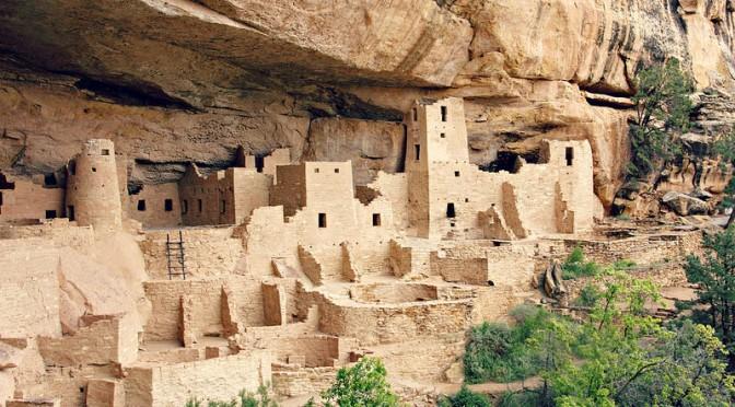 Mesa Verde & kadonneiden intiaanien arvoitus