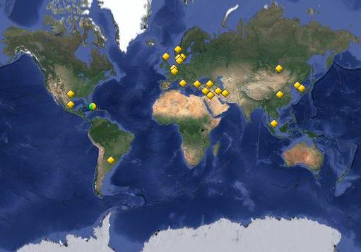 24 uutta maailmanperintökohdetta – lista vaan pitenee!