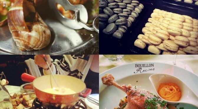 Miksi ranskalainen keittiö rulettaa ja muita tarinoita ruokamatkailusta