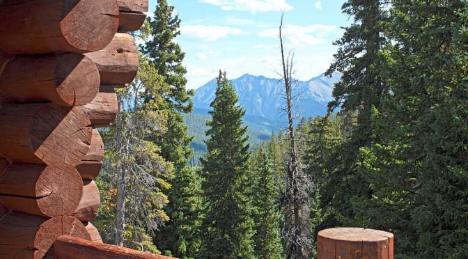 Saunassa 3539 metrissä – Coloradon upea autiotupaverkosto