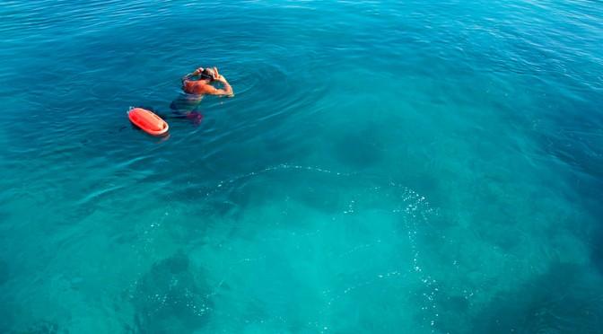 Snorklausta Floridan koralliriutoilla