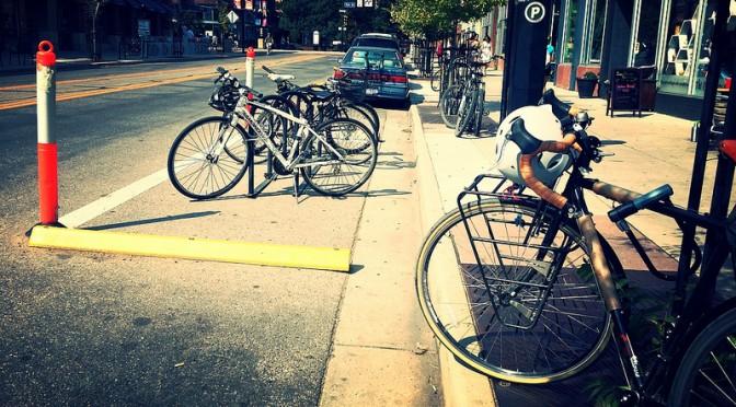 Mikä tekee kaupungista pyöräily-ystävällisen