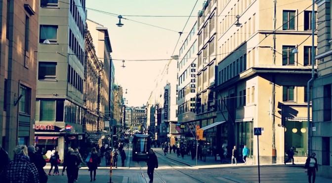 Hei sehän on metro! – ja muita Helsingin ääniä