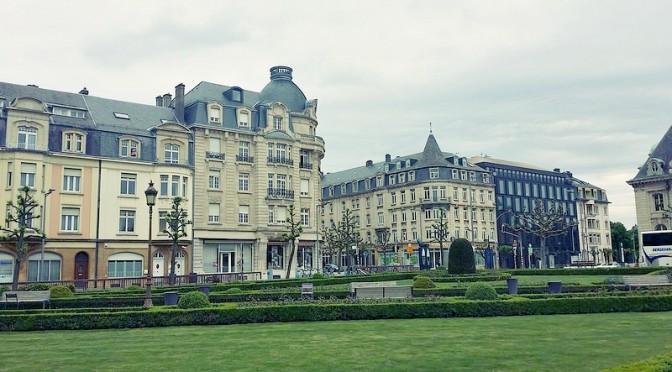 Äddi, Luxembourg!