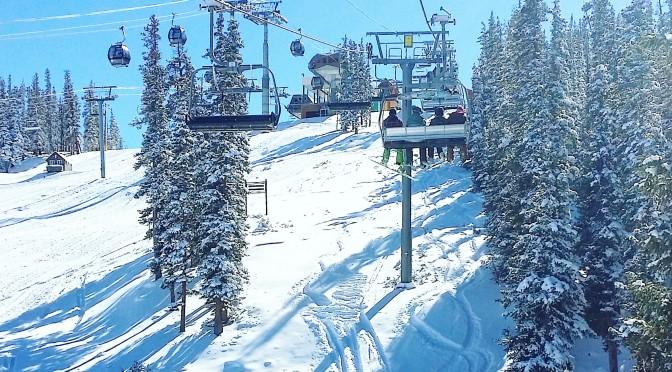 5 syytä lähteä laskettelemaan Coloradoon