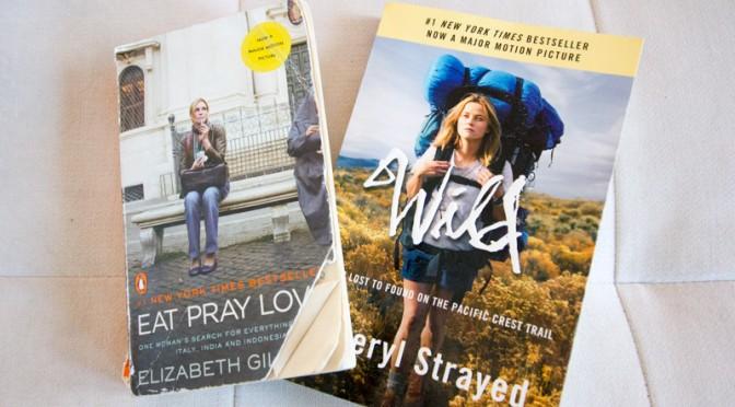 Viisi parasta kirjaa matkalle vuodelta 2015