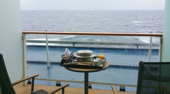 Miten Karibian risteilyllä ruokaillaan?