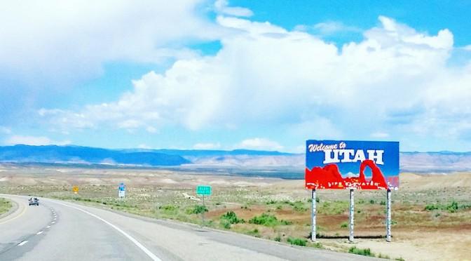 Utah: kun viikonloppureissulle tarvitsee nelivedon