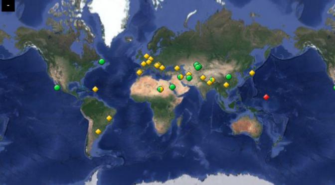 21 uutta maailmanperintökohdetta aavikolta merenpohjaan ja vuorenhuipuille