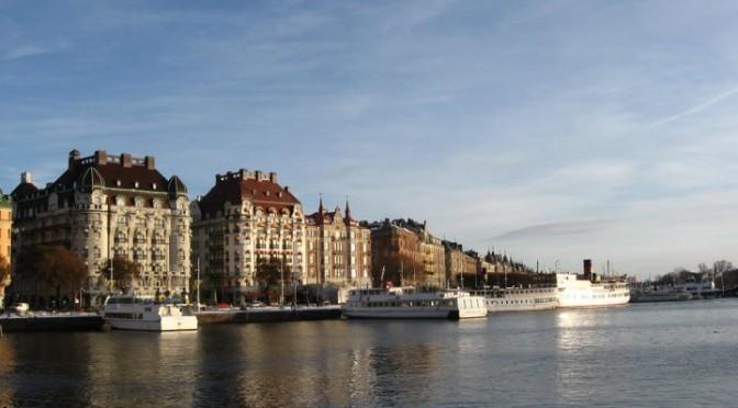 Kolme parasta asiaa Ruotsin risteilyissä
